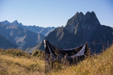 Malaisefalle in den bayerischen Alpen